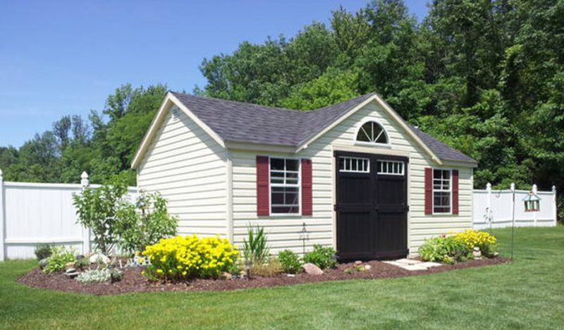 Victorian Style Sheds