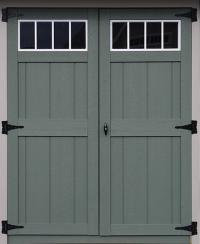 Transom Door